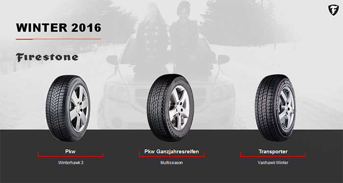 Firestone Winterreifen 2016